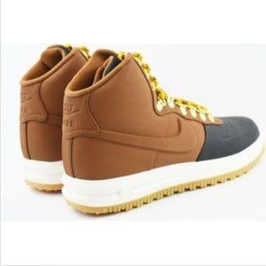 526ee14a6deee Nike Shoes - Nike Lunar Force 1 Duckboot High Mens MulSize Shoe